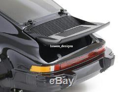 1/10 Tamiya RC'70s Porsche Turbo RSR Type 934 Black Edition 4wd Model Kit TA02SW