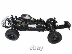 1/5 Rovan 36cc Gas Terminator Truck 360T HPI Baja 5T King Motor Compatible GREY