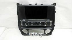 15-16 Chevy Silverado 1500 2500 3500 Radio Control Panel Display Screen Lcd