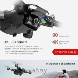 2021 Drone RC Drone 4K 6K HD Dual Camera GPS 5G WIFI FPV Foldable Quadcopter Bag