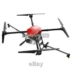 4 Axis Spray Agriculture Drone Waterproof Plant Spraying UAV RC Multirotor Frame