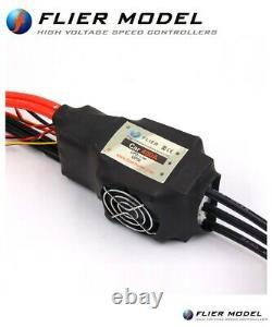 400A Car ESC 16S LiPo 70V Flier for Brushless Motors + USB LINK