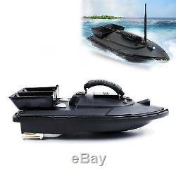 500M Wireless RC Fishing Bait Boat 2 Motors Fish Finder Single Hand Control