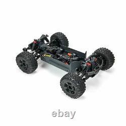 ARRMA 1/10 BIG ROCK 4X4 V3 3S BLX Brushless Monster Truck Ready to Run Black