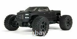ARRMA 1/10 BIG ROCK 4X4 V3 3S BLX Brushless RC Monster Truck, Black 50+MPH