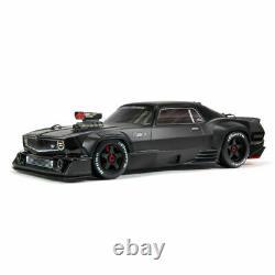 ARRMA 1/7 FELONY RTR 6S BLX Street Bash All-Road Muscle Car Ready to Run Black