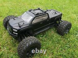 ARRMA Big Rock 1/10 4x4 3S BLX V3 Brushless Monster Truck Black