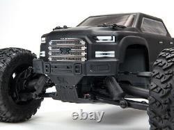 ARRMA Big Rock 4X4 3S Blx Brushless 1/10 4wd MT Black / ARA4312V3 Monster Truck