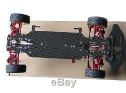 Alloy & Carbon Sakura Ultimate S XI Sport PRO 1/10 Touring Car Frame Kit