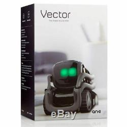 Anki Vector Robot + Space Habitat in Black/Grey (8+ Years)FREE DELIVERY
