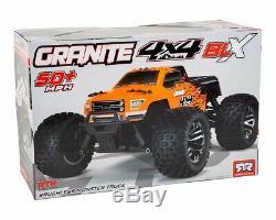 Arrma 1/10 Scale Granite 4x4 3S BLX Monster Truck RTR Ready To Run ARA102720T1
