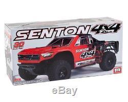 Arrma 1/10 Scale Senton 4x4 4WD MEGA Short Course RC Truck Red/Black ARA102715T1