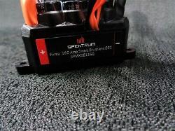 Arrma Kraton 8s Spektrum Firma 160Amp Brushless Smart ESC 1250Kv Brushless Motor