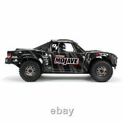 Arrma Mojave 6S EXB Extreme Bash Roller 1/7 4WD RC Desert Truck Black ARA7204