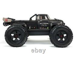 Arrma Notorious 6S 4WD BLX 1/8 RTR Black V5 ARA8611V5T1 RC CAR TRUCK UK STOCK
