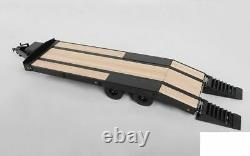 BigDog 1/14 Dual Axle Scale Heavy Equipment Trailer Z-H0015 RC4WD 900x193mm