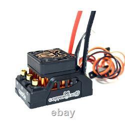 Castle Creations 010-0166-00 Copperhead 10 16.8V 1/10 Waterproof Sensored ESC