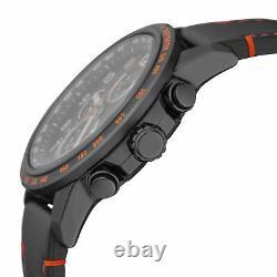Citizen Radio Controlled Eco-Drive Movement Black Dial Men's Watch AT8125-05E