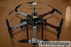 DJI Hexakopter F 550 mit NAZA v2, Zenmuse H3-3D Gimbal und GoPro 3+ Black wie neu