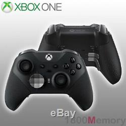GENUINE Microsoft Xbox One Elite Wireless Controller Series 2 Bluetooth USB-C