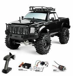 GMade 54016 1/10 Komodo Rock Crawler 4WD Off-Road 2.4 Radio ESC & Motor RTR