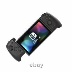 HORI Nintendo Switch Split Pad Pro Ergonomic Controller for Handheld Mode Black
