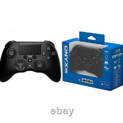 HORI Official PlayStation 4 ONYX+ Wired/Wireless Controller for PS4 / PC