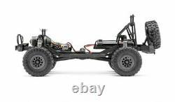 HPI 118146 Venture Toyota FJ Cruiser 1/10 4WD Crawler RTR, Matte Black