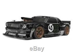 HPI RS4 Sport 3 1965 Hoonicorn Ford Mustang 1/10 4WD Electric RC Car RTR 115990