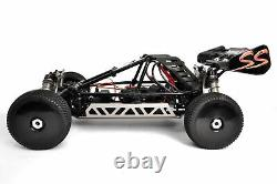 HoBao HB-CBE-C100B 1/8 Hyper CBE Cage Buggy Electric RTR Black