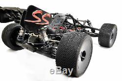 HoBao HB-CTE-C150B Hyper CTE 1/8 Cage Truggy Electric RTR Black Body