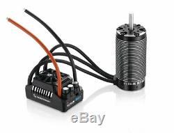 Hobbywing EZRUN Brushless MAX5 ESC + MAX5 56113SL 800KV Black Motor Combo
