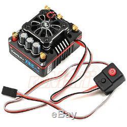 Hobbywing XERUN XR8 PLUS 150A Sensored Brushless ESC 18 RC Car Black #XR8 PLUS