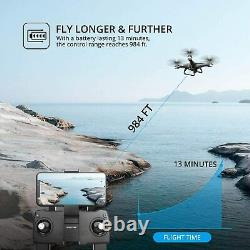 Holy Stone HS110G GPS FPV Drone 1080P HD Camera Live Video RC Quadcopter