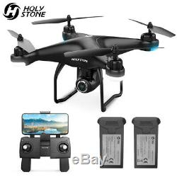 Holy Stone HS120D GPS RC Drone with 1080p HD Camera FPV RTH Quadcotper Follow Me