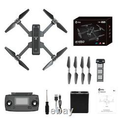 Holy Stone HS550 GPS RC Drone 2K HD Camera Foldable FPV Quadcopter Brushless