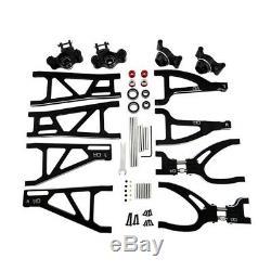 Hot Racing RVO546712X01 Aluminum Suspension Set F/R Traxxas E-Revo Revo 3.3