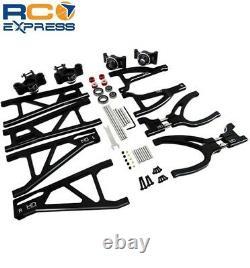 Hot Racing Traxxas E Revo 1.0 Revo 3.3 Aluminum Suspension Arm Set RVO546712X01