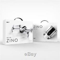 Hubsan Zino FPV Combo Drone 5G 4K CAM GPS Quadcopter Brushless 3 Gimbal+2Battery