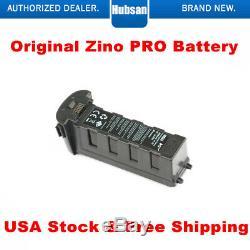 Hubsan Zino PRO FPV Drone 5G 4K GPS Quadcopter Brushless 3 Gimbal+Battery BNF