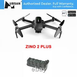 Hubsan Zino PRO Plus Drone FPV Wifi 5G APP 3-Axis Gimbal Foldable Quadcopter, BNF