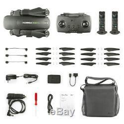 Hubsan Zino Pro 4.5KM Wifi FPV RC Drone With 4K HD Camera 3-Axis Gimbal+3Battery