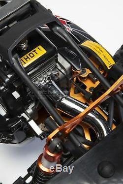 King Motor KSRC001 1/5th Scale Baja Buggy 2WD Petrol RC Car RTR 2.4Ghz Radio