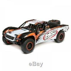 Losi 1/10 Baja Rey 4WD Desert Truck Brushless BND LOS03025