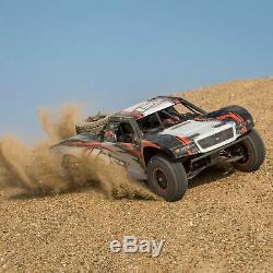 Losi 1/10 Baja Rey 4WD Desert Truck Brushless Bind-N-Drive LOS03025