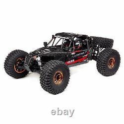 Losi 1/10 Lasernut U4 4WD Brushless RTR Black LOS03028T2