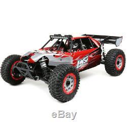 Losi 1/5 DBXL-E 2.0 4WD Smart Electric RTR Black/Red LOSD24