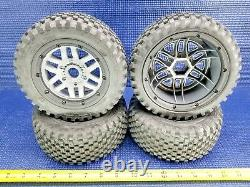 Losi 5IVE T 2. O Tire, WHEEL, FOAM, RING Set, (QTY 4) 1/5 4WD 5IVE-T
