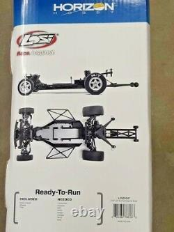Losi LOS03041 22S 1/10 No Prep Drag Car Roller Brand New