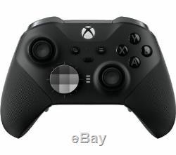 MICROSOFT Xbox Elite Series 2 Wireless Controller Black Currys